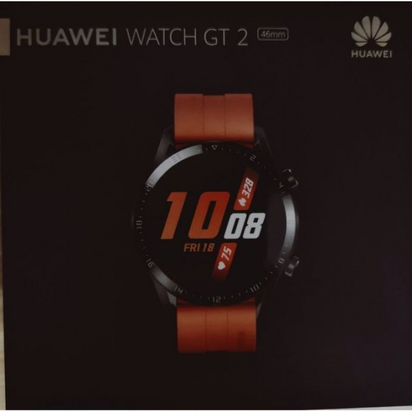 Huawei SmartWatch GT 2, 1.39'' 46mm Smartwatch