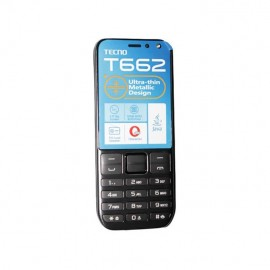 Tecno T662, MOS, Display 2.8Inch, GSM, 0.08MP