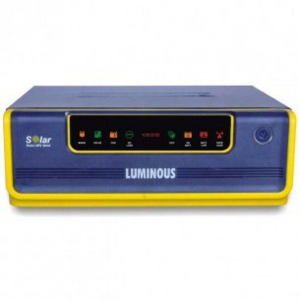 Luminous 850VA/12V Solar Hybrid Inverter/Home UPS