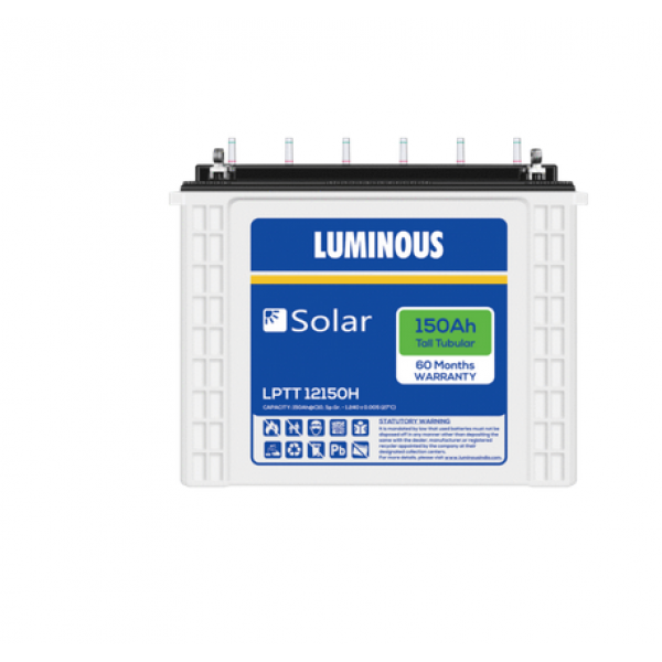 Luminous Battery 150AH/12V Wet Cell