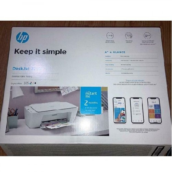 Hp Deskjet 2710 All In One Wireless Printer