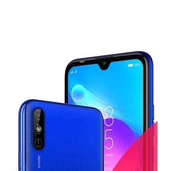 Tecno Spark 4 Air Android 9 Pie