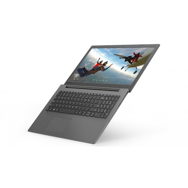 "Lenovo Ideapad, 130 8th Gen Core I3 15.6"" HD Laptop 4GB RAM/1TB HDD Win 10 pro- 81H7001RAK"