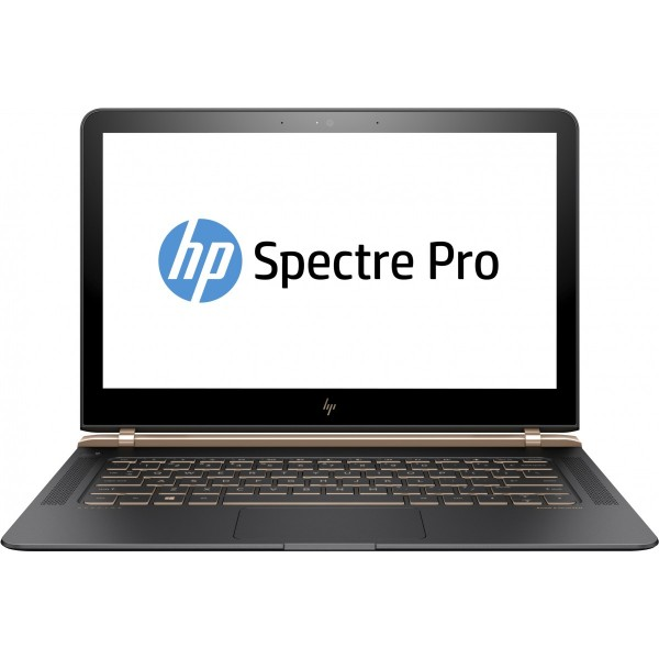 "HP SPECTRE PRO 13 G1 X2F00EA#UUG 6Th Gen Intel Corei7,2.5GHz,512GB SSD,8GB RAM, Webcam,Wlan,Bluetooth,Backlit Keyboard 13.3"" Non-Touchscreen,No Drive,B&O Play,Windows 10 Pro"